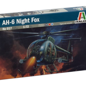 ITALERI 0017 Ah - 6 Night Fox