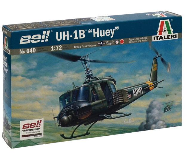 ITALERI 0040 Uh-1b Huey Modellismo