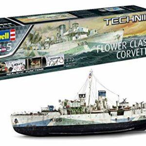 Revell 00451 Flower Class Corvette