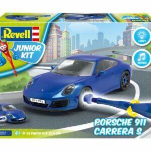 Revell 00821 JUNIOR KIT Porsche  911 Carrera S