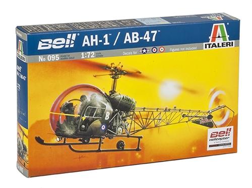 ITALERI 0095 Ah.1/Ab-47                                Modellismo