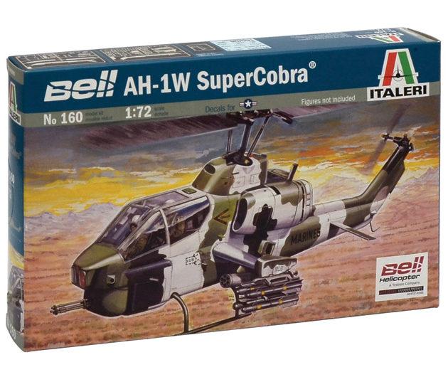 ITALERI 0160 Ah-1w Super Cobra Modellismo