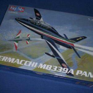Frems 0198SC Aermacchi MB339A PAN Frecce Tricolori Modellismo