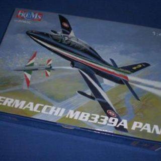 Frems 0198SC Aermacchi MB339A PAN Frecce Tricolori