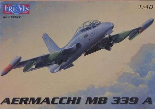 Frems 0199FC Aermacchi MB 339 A