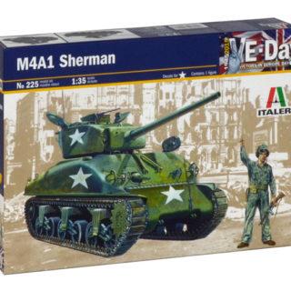 ITALERI 0225 Sherman
