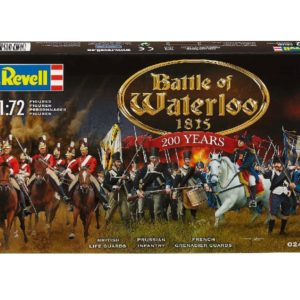 REVELL 02450 Set Battle of Waterloo 1815 Modellismo