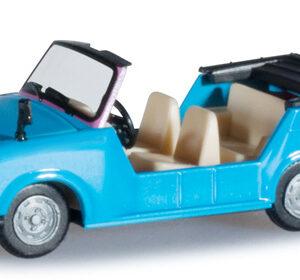 Herpa 024808-002 Trabant Kubel Blu cielo