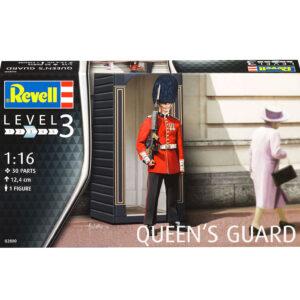 Revell 02800 QUEEN'S GUARD Modellismo