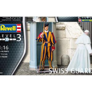 Revell 02801 SWISS GUARD Modellismo
