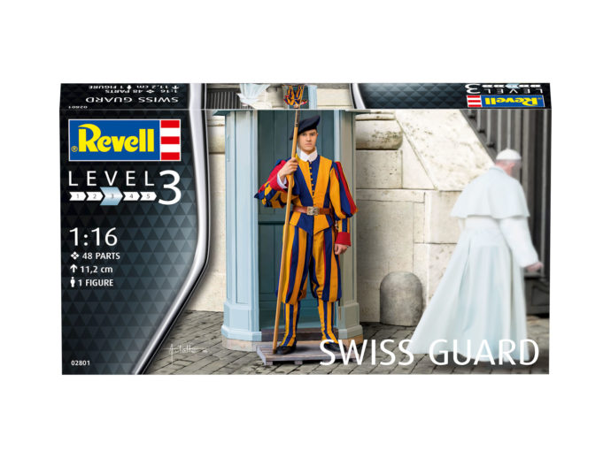 Revell 02801 SWISS GUARD