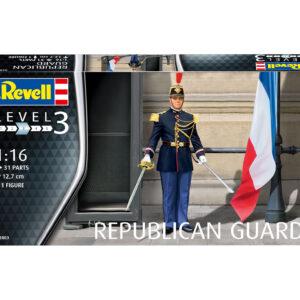 Revell 02803 REPUBLICAN GUARD Modellismo