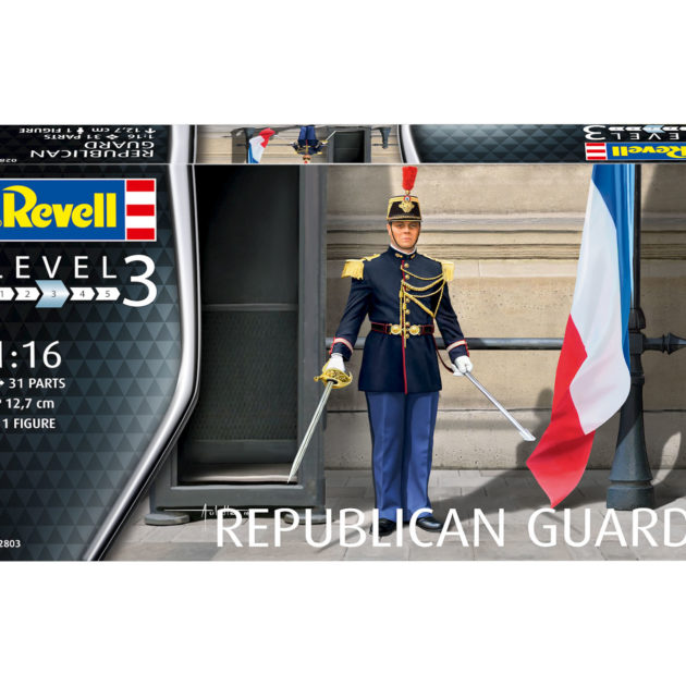 Revell 02803 REPUBLICAN GUARD Modellismo