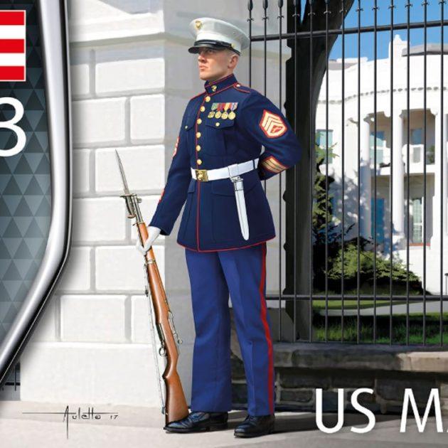 Revell 02804 US Marine Modellismo