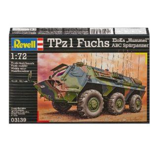 """Revell 03139 TPz 1 Fuchs EloKa """"Hummel"""" / ABC"""