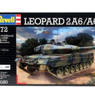 Revell 03180 Leopard 2A6/A6M