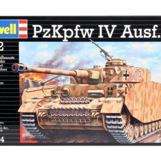 Revell 03184 PzKpfw. IV Ausf.H