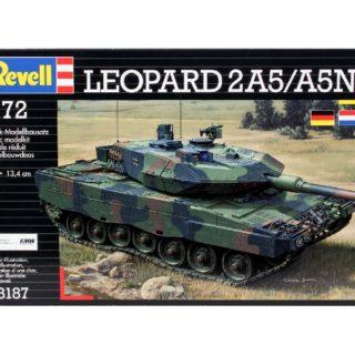 Revell 03187 Leopard 2A5 / A5NL