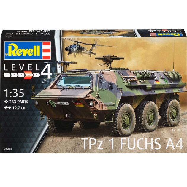 Revell 03256 TPZ 1 FUCHS Modellismo