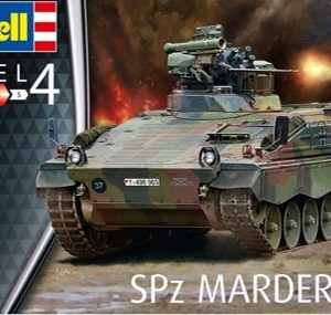 Revell 03261 SPZ MARDER 1 A3 Modellismo