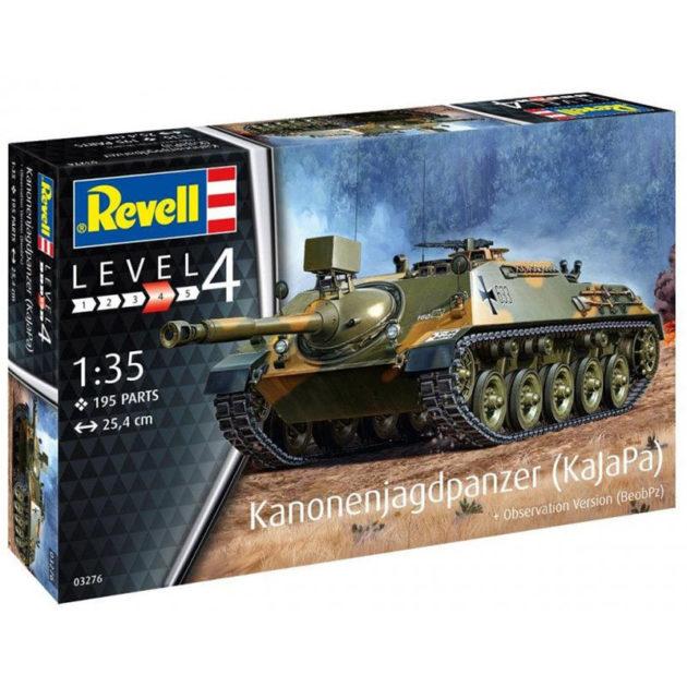 Revell 03276 Kanonenjagdpanzer Modellismo