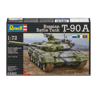 Revell 03301 Russian Battle Tank T-90A