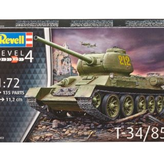 Revell 03302 T-34/85