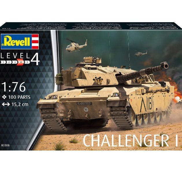 Revell 03308 CHALLENGER Modellismo