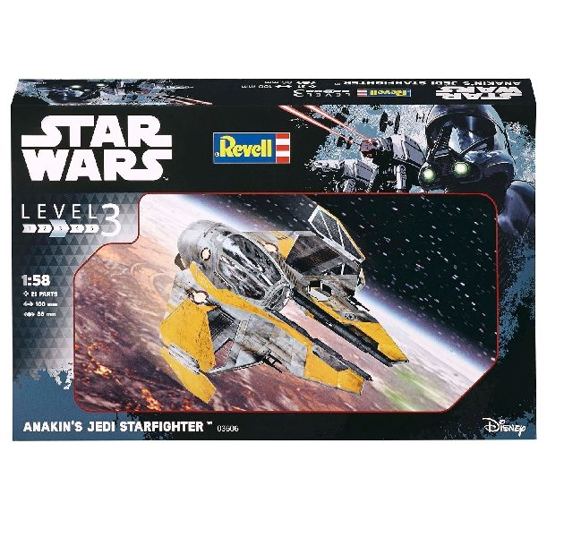 Revell 03606 1/58 ANAKIN'S JEDI STAR FIGHTER