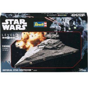Revell 03609 IMPERIAL STAR DESTROYER Modellismo