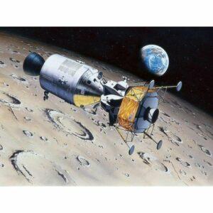 "Revell 03700 Apollo 11 ""Columbia"" & ""Eagle"" (50 Years Moon Landing)"