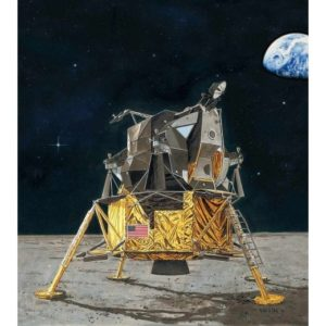 "Revell 03701 Apollo 11 Lunar Module ""Eagle"" (50 Years Moon Landing)"