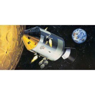 Revell 03703 Apollo 11 Spacecraft with Interior (50 Years Moon Landing)