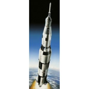 Revell 03704 Apollo 11 Saturn V Rocket (50 Years Moon Landing)
