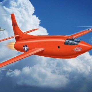 Revell 03888 Bell X-1 (1rst Supersonic)