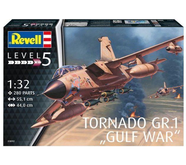 """Revell 03892 Tornado GR Mk. 1 RAF """"Gulf"""