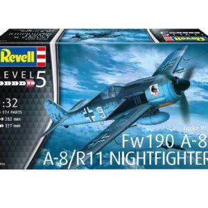 Revell 03926 FOCKE WULF FW 190 A-8 NIGHTFIGHTER