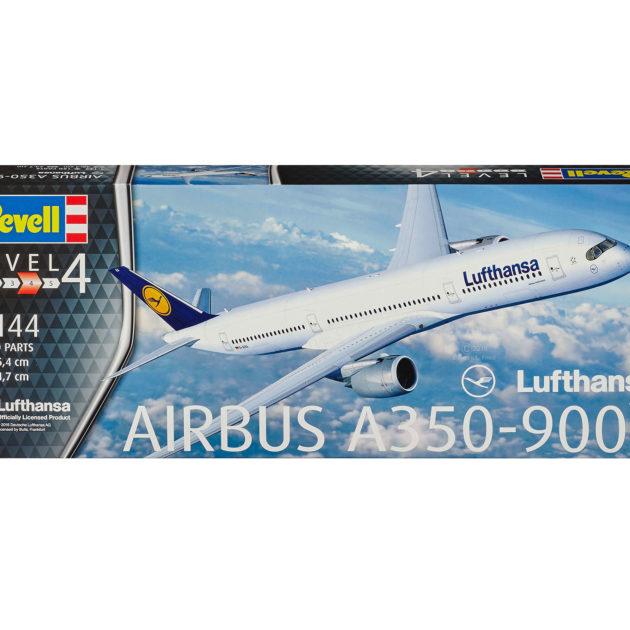 Revell 03938 AIRBUS A350-900 LUFTHANSA
