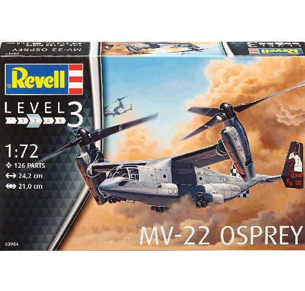 REVELL 03964 MV-22 Osprey Modellismo
