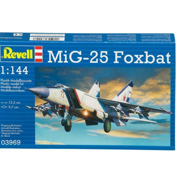 Revell 03969 MiG-25 Foxbat