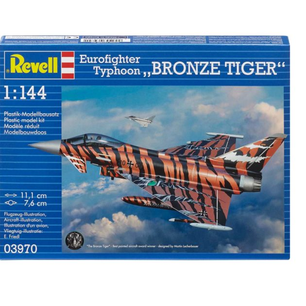 "Revell 03970 Eurofighter ""Bronze Tiger"""