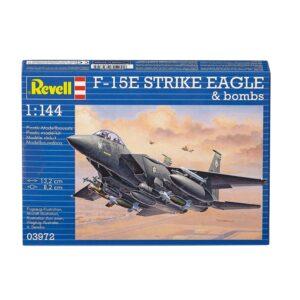 Revell 03972 F-15E Strike Eagle & Bombs