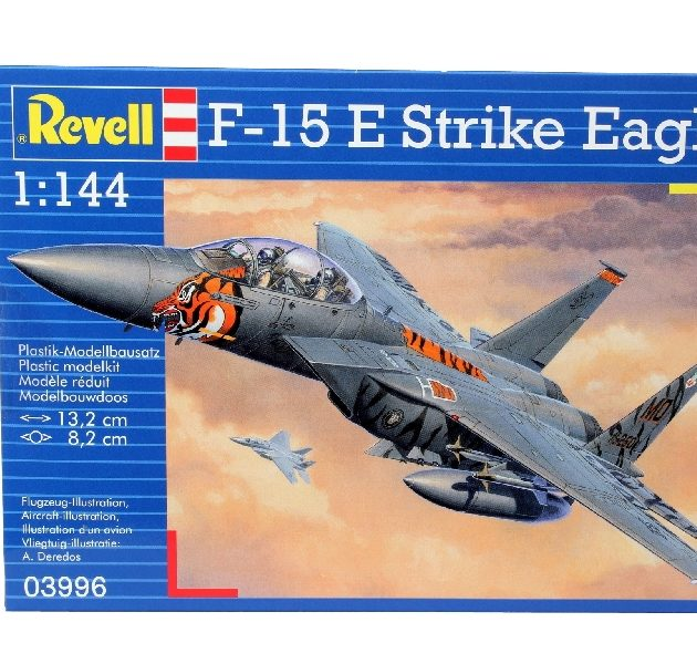 Revell 03996 F-15 E Strike Eagle