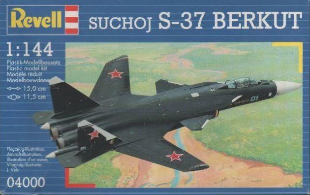 Revell 04000  SUCHOI S-37 BERKUT