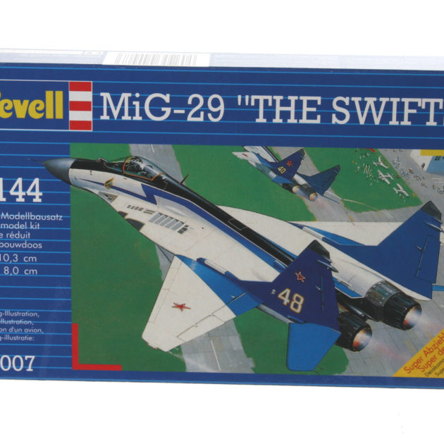"Revell 04007 MiG-29 ""The Swifts"""