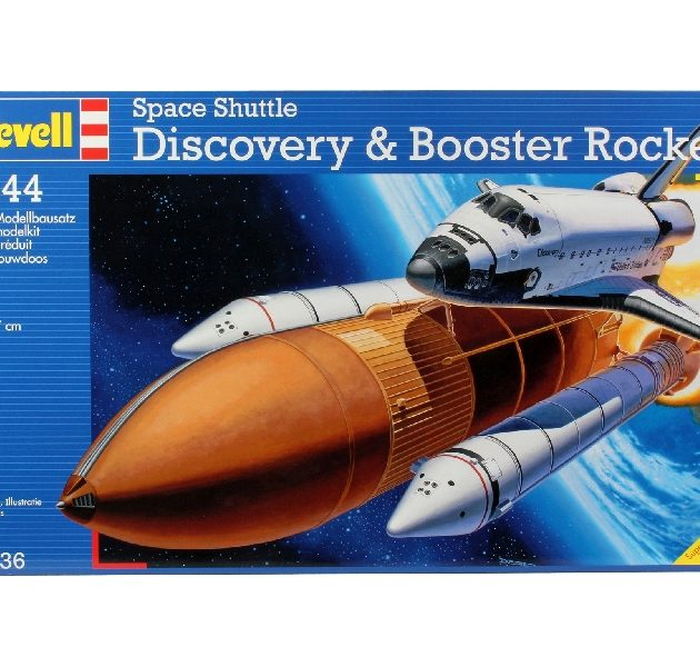REVELL 04736 Space Shuttle Discovery &Booster