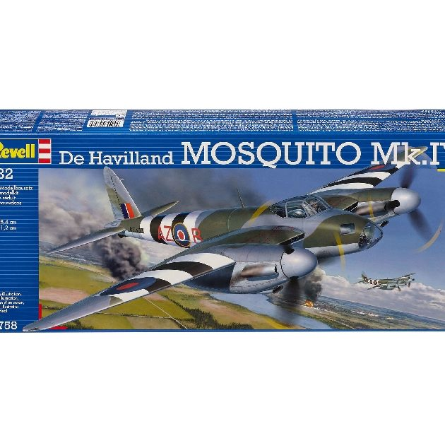 Revell 04758 Mosquito Mk. IV