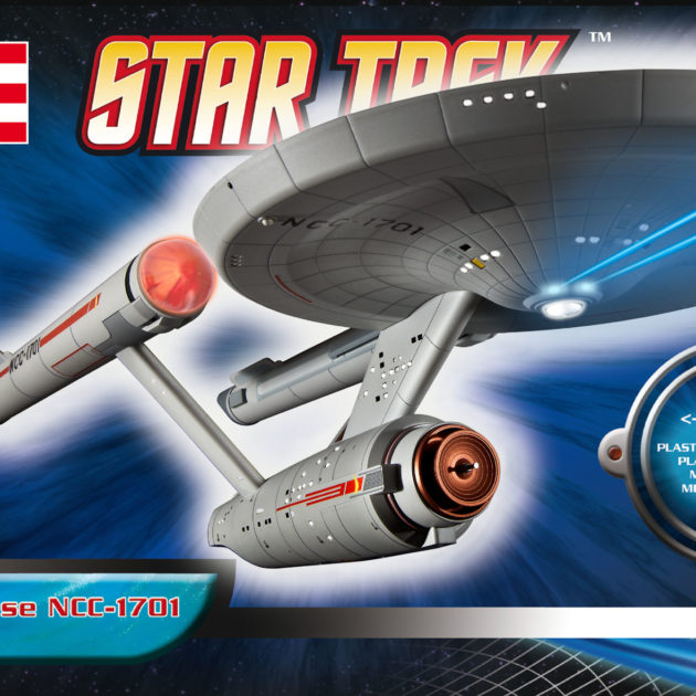 REVELL 04880 Enterprise NCC-1701