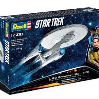 Revell 04882 NCC Enterprise 1701 (movie XII)