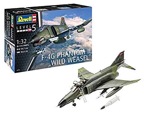 Revell 04959 F-4G PHANTOM USAF